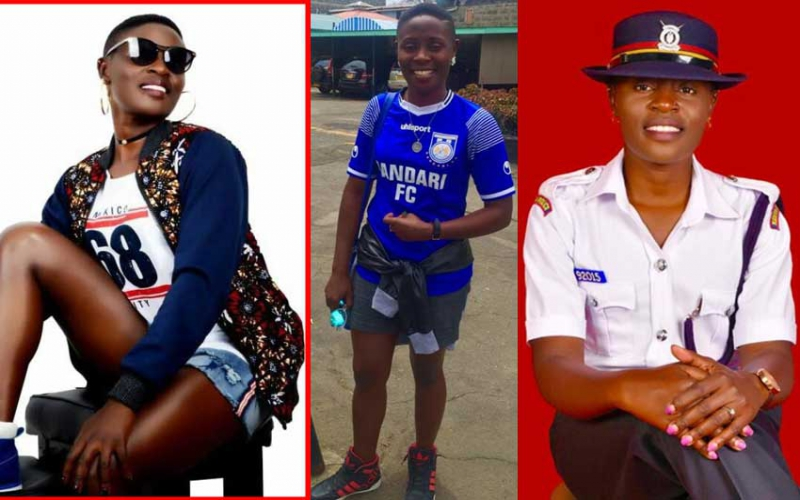 Men hit on me not knowing I am a cop - hot Afande