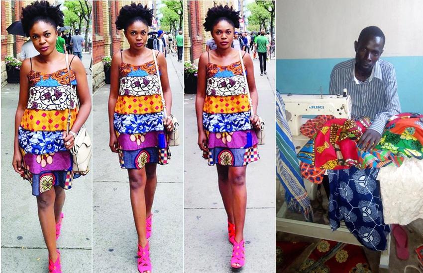 Mix and match: One fundi's fashionable way of making more money