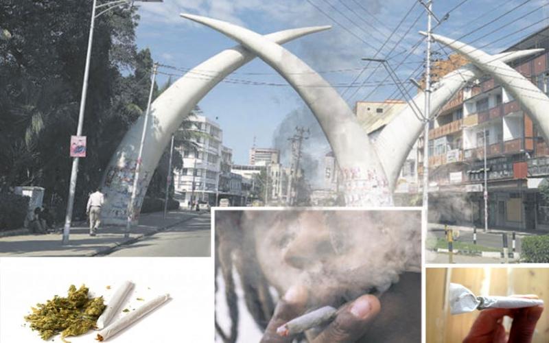 Mombasa raha: Where parents think it is 'okay' for kids to smoke bhang