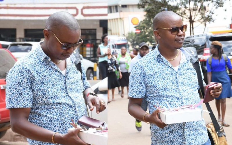 Mr. Bling Bling: Selling jewellery saved me from drug addiction