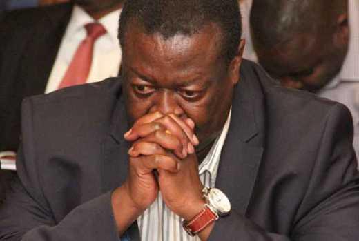 Mudavadi on edge as 'swearing in' splits ANC members