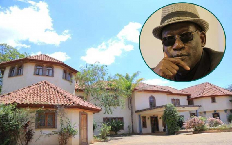 Johnstone Muthama elated after reclaiming Mua Hills home