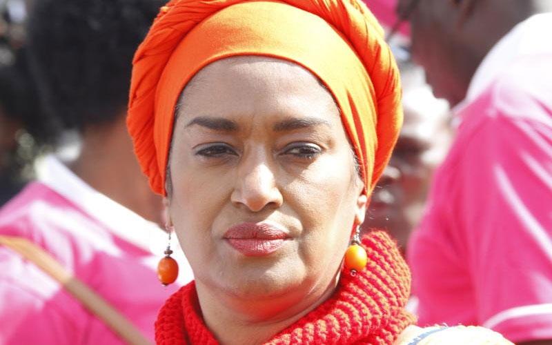 Nairobi Women Rep Esther Passaris undergoes surgery at Nairobi Hospital