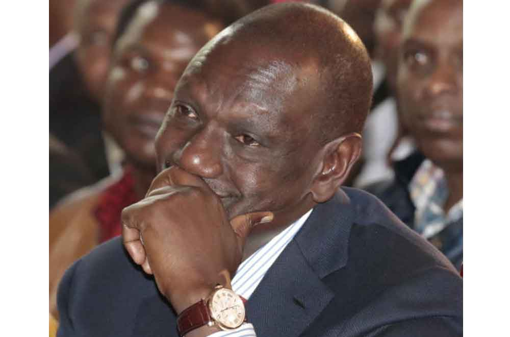 Opinion: Willam Ruto's chickens will hatch, or maybe not