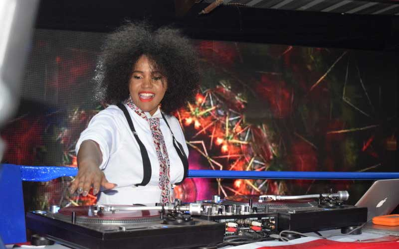Pomp and glamour marks search for the next big DJ