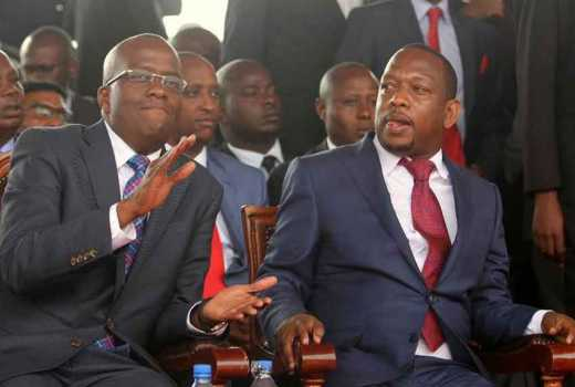 Revealed: The two top men on Sonko's eye to replace Igathe