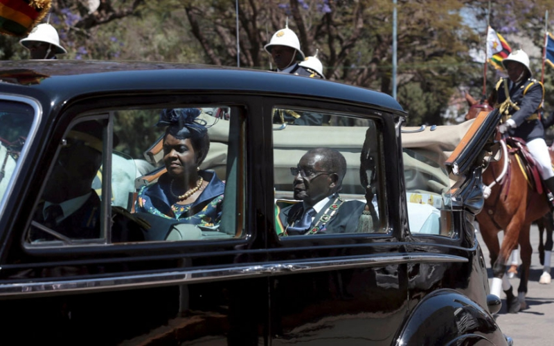 Mugabe to be buried at shrine reserved exclusively for Zimbabwe's elite