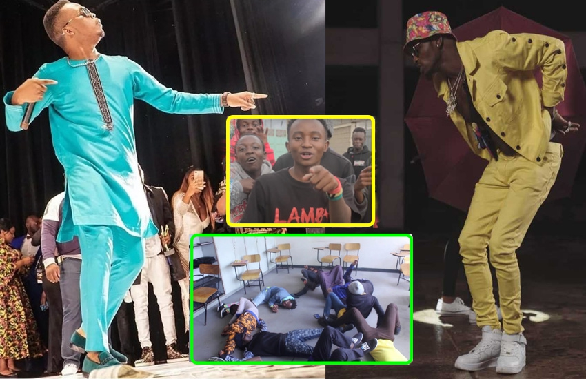 SDEHotList: Five dance moves that rocked Kenya in 2018