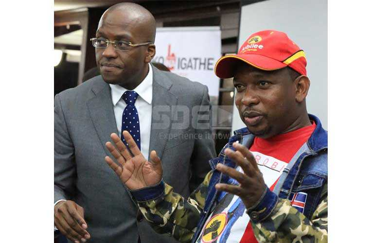 Sonko dares Uhuru after Igathe's shocker