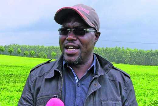 Uhuru, just appoint Raila in government- MP Johana Ng'eno