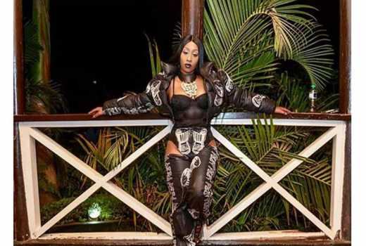 Victoria Kimani: To the guy that grabbed my ass, you deserved the hot slap you got in the face