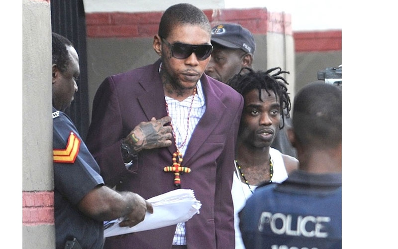 Vybz Kartel drives fear during trial
