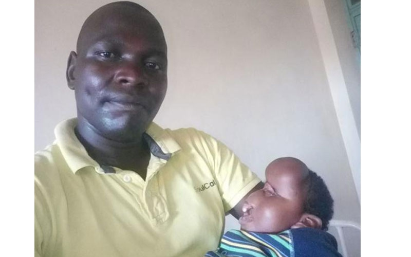 Why I gave my all for the abandoned Baby Baraka