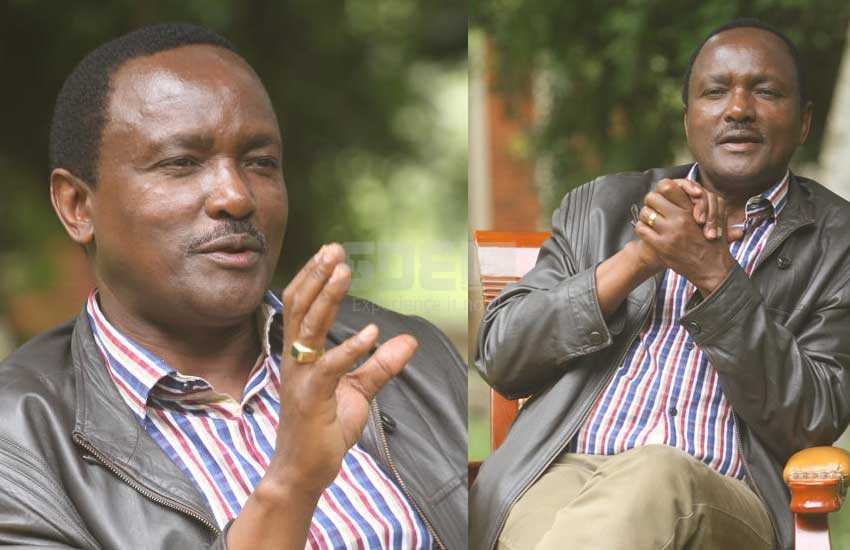 Why I want to meet Uhuru – Wiper leader Kalonzo Musyoka
