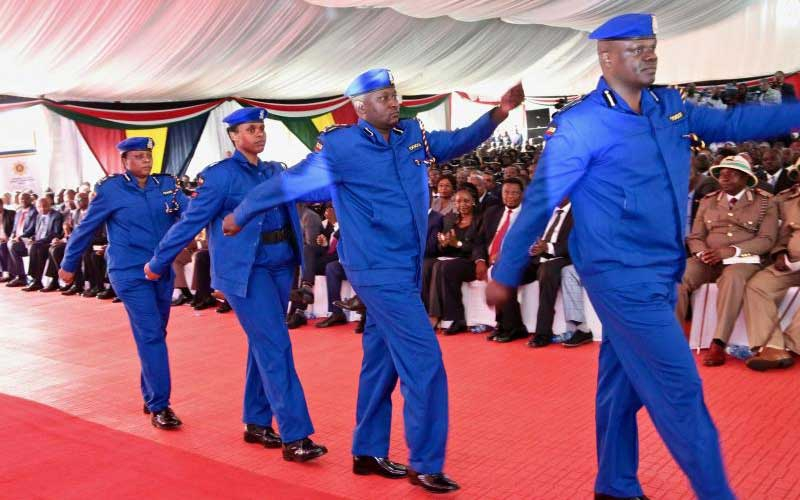Why there's nothing wrong with new police uniform