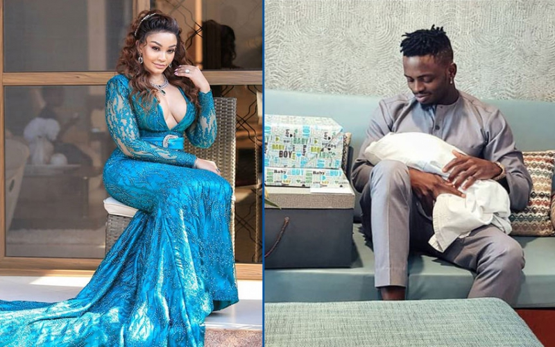 Zari breaks silence, comments on insulting message to Diamond