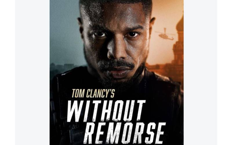 Tom Clancy's Without Remorse: The movie and the book
