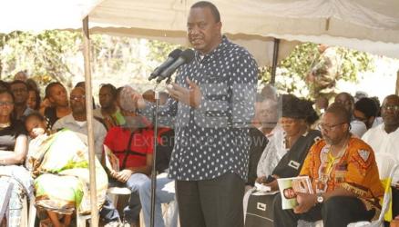 Uhuru New Year speech did not inspire hope