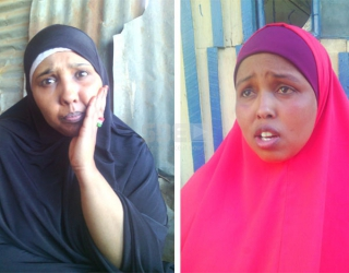 Women demand release of their hubbies from Somali 'jail'