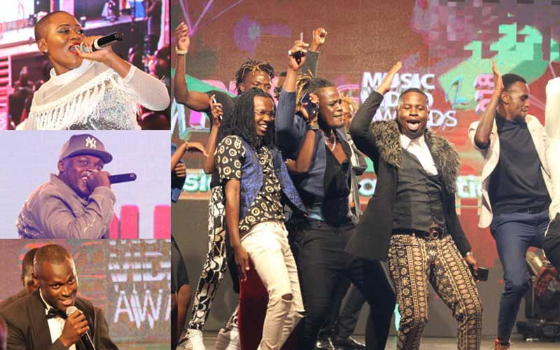 Pulse Music Video Awards, 2018 - Trademark Hotel, Nairobi