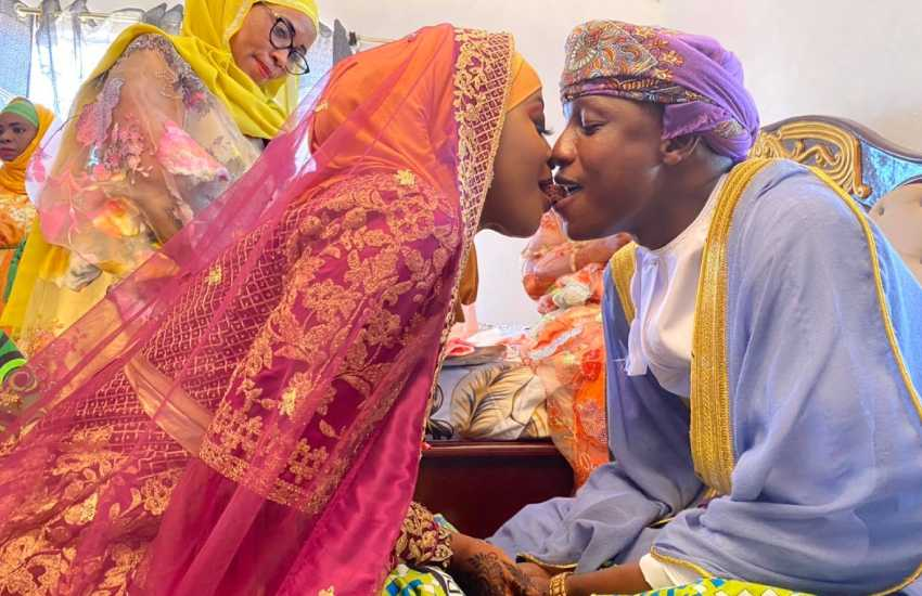We met at 3am – Mbaruk opens up as he weds Switch TV's Hadiya Mwasiwa