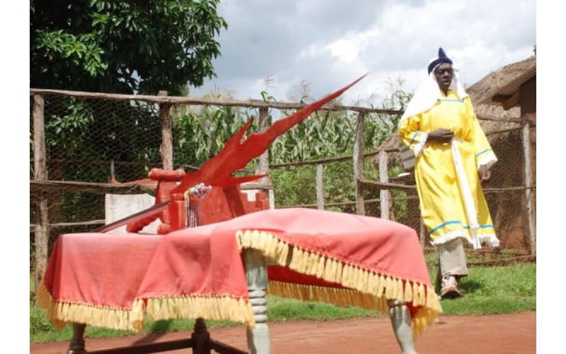 Weird world: Luhya gods who believe they are Jesus Christ