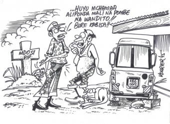 Why children of Luo, Luhya tycoons never fight for property