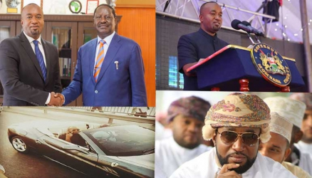 Who is this man Joho, the flamboyant Governor of Mombasa?