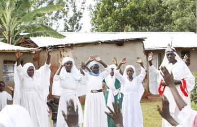 Who said Jehova is dead? Inside Jehova Wanyonyi's church service