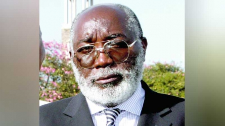 Who wanted to kill Mwau 'The Boss?'