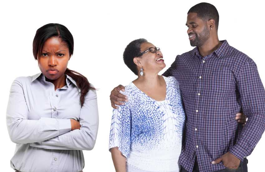 Why Kenyan men must keep mothers out of their wives' houses