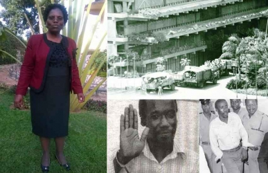 Why no female soldier was ever arrested over the 1982 coup: Former commander tells it all