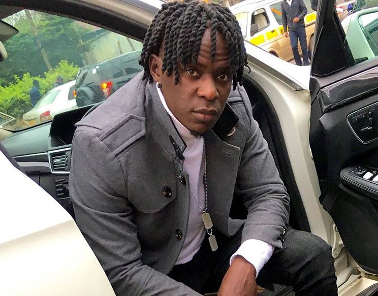 Willy Paul finally shows off daughter's face