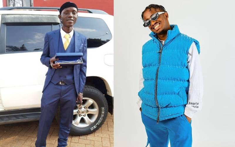 Wizzo Tano Nane and 'La Beaste' Ali Abdi squash beef?