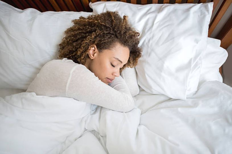 Woman shares therapist's helpful advice for what to do when you can't get to sleep