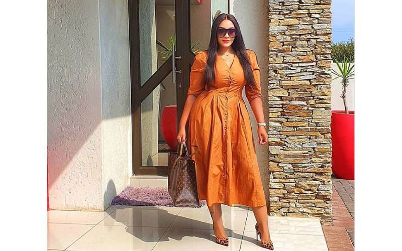 Zari shares how she lost weight in less than 10 days