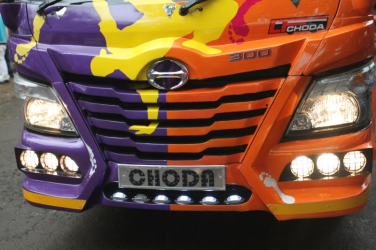 5 things you don't know about the hottest new matatu in Nairobi!