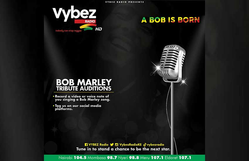 A Bob is born! Celebrate Bob Marley's birthday with Vybez Radio!