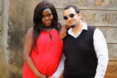 Actress Lizz Njagah and hubby Alex Konstantaras welcome baby boy