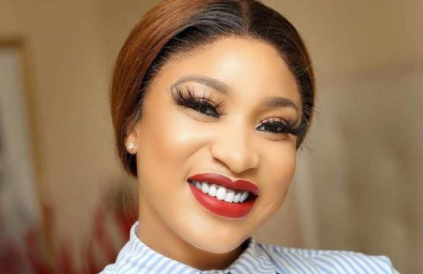 Actress Tonto Dikeh goes back to school, says it's her best decision yet