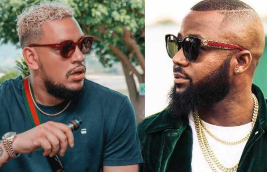 AKA and Cassper Nyovest to stage boxing fight