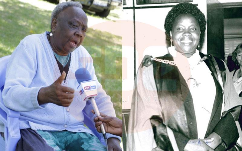 Alicen Chelaite: How Moi's former househelp became MP