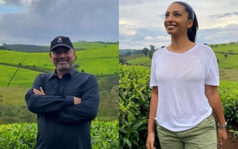 Amina Mohamed's daughter sends touching message to departed dad