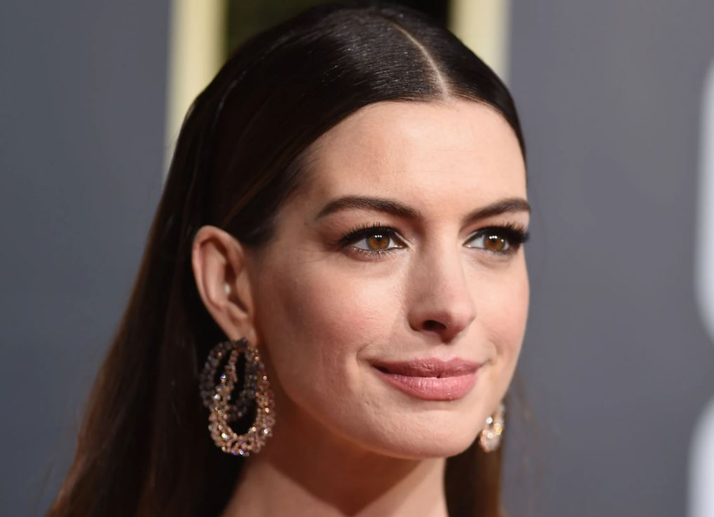 Anne Hathaway spent five hours in makeup for Witches and did own stunts while pregnant