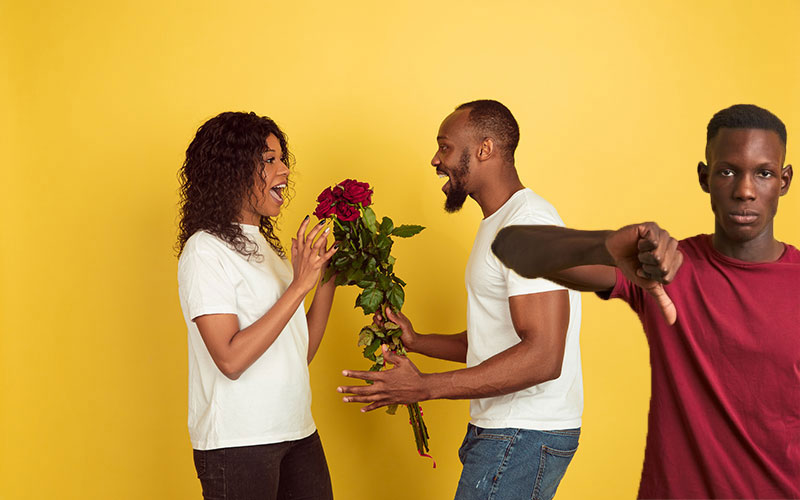 Anti-Valentine's: Best of the #MensConference2020 Twitter trend