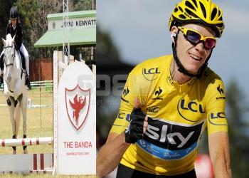 Banda School: Where Tour de France winner Chris Froome rode high