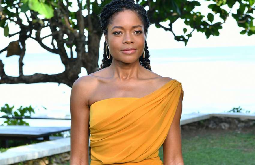 Bond star Naomie Harris backs new extinction rebellion climate change film