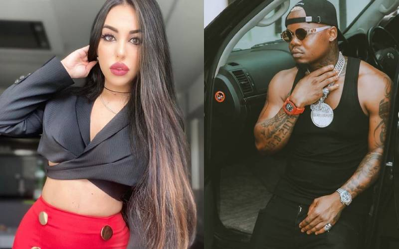 Bongo star Harmonize's ex-wife responds to musician's public apology