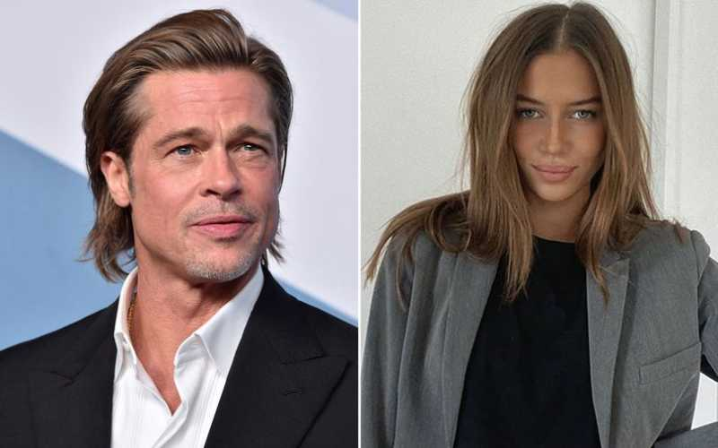Brad Pitt splits from model girlfriend Nicole Poturalski after whirlwind romance