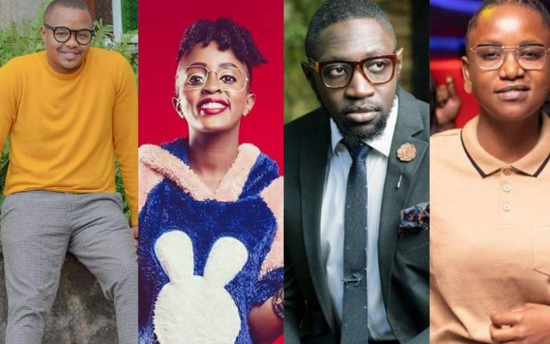 Brainy Kenyan celebrities who ended up in showbiz